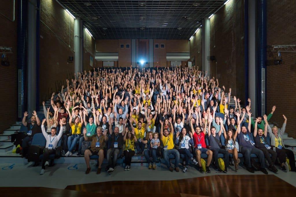 WordCamp Pontevedra 2019. Sin MarioKart, pero mucho pulpo y Estrella Galicia.